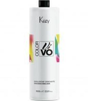 Изображение Kezy Color Vivo Oxidizing Emulsion 30 vol - Эмульсия окисляющая 9%, 1000 мл