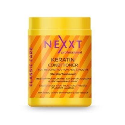 Изображение Кератин-кондиционер для реконструкции и разглаживания волос, 1000 мл