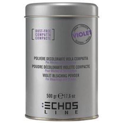 Изображение BLEACHING POWDER VIOLET DUST-FREE - Осветляющий беспыльный порошок с фиолетовыми гранулами, 500 мл.